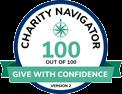 Charity Navigator 100/100
